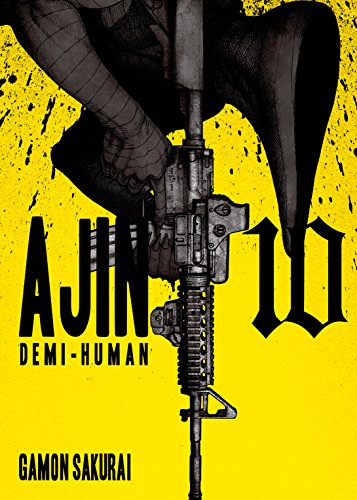 Image result for ajin demi human 10 amazon