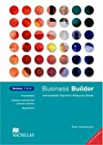img - for Business Builder: Module 7-9 book / textbook / text book