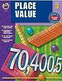 Place Value, Grade 3, MathQueue, 0768231132