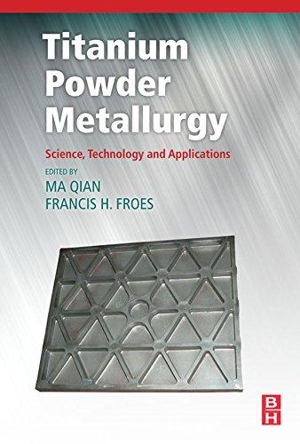 Titanium Powder Metallurgy: Science, Technology and - Spray Am Industrial