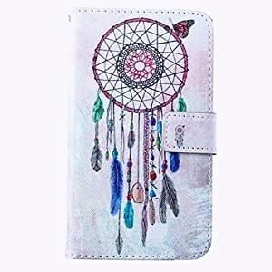 QYF Wind Bells Pattern PU Leather Full Body Case for for Samsung Galaxy Note 3