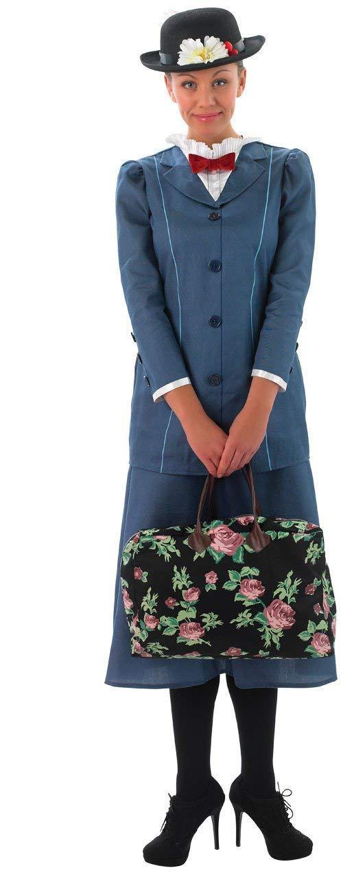 Rubies Disfraz chica Mary Poppins de Disney, para adulto, talla pequeña.: Amazon.es: Juguetes y juegos
