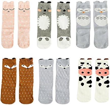 Bestjybt Unisex Toddler Animal Stockings product image