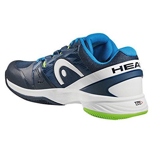 Pro Men's Nzzzo Shoes HEAD BluRoy Clay Tennis qEwBwPHd