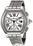 Cartier Men's W6206019 Roadster Silver Dial Watch (Small Image)