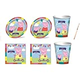 IRPot - KIT COMPLEANNO BAMBINA PEPPA PIG