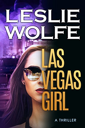Las Vegas Girl: A Gripping, Suspenseful Crime Novel cover