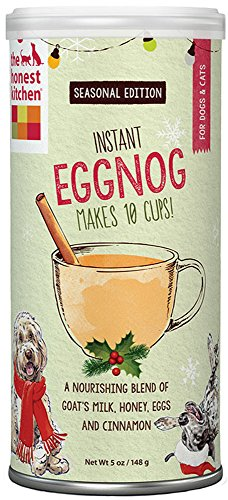 The Honest Kitchen Instant Eggnog for Dogs and Cats