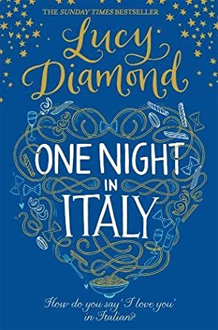 book cover of One Night in Italy