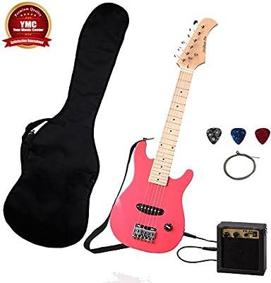 Stedman Kid Series – Pack de guitarra eléctrica, con 5 Amp, funda ...