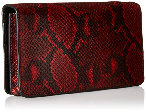 7d04ea9bb36 Marc Jacobs Block Letter Snake Wallet Leather Strap Clutch, - Import It ...