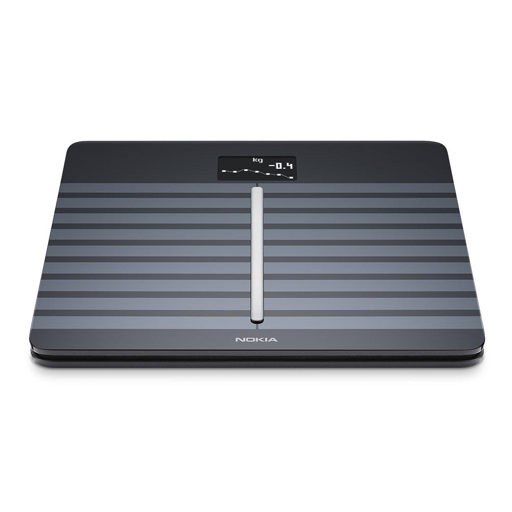 Nokia Body Cardio – Heart Health & Body Composition Wi-Fi Scale, Black by Nokia health (Image #3)