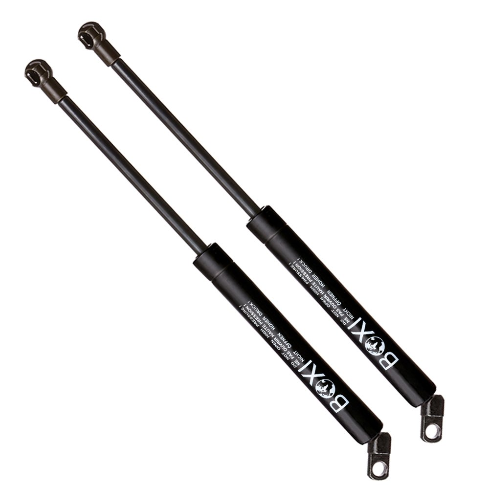 BMW 528i 1997-2000 BOXI 2pcs Trunk Gas Charged Lift Supports For BMW 525i 2001-2006 BMW 530i 2001-2006 BMW M5 2000-2003 Trunk With Rear Spoiler SG402050,51248222913 BMW 540i 1997-2003