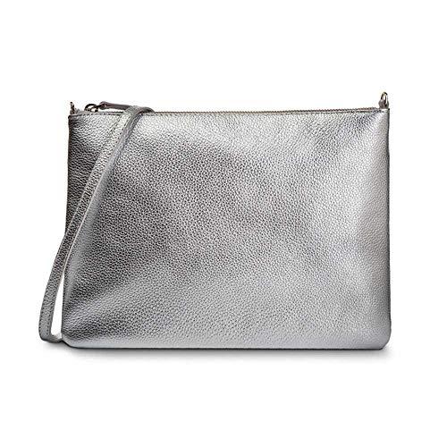 Embrayage Small Coccinelle Bag Mini Silver q0w6f