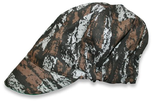 US Forge 140 Cotton Welding Cap, Camouflage