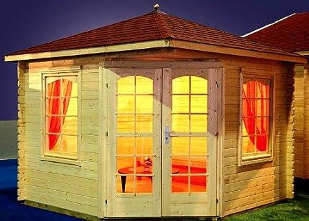 Gartenhaus Mit Fußboden 28mm ~ Lasita maja gartenhaus aktion mm cm mit fu