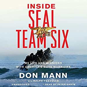 Inside SEAL Team Six Audiobook