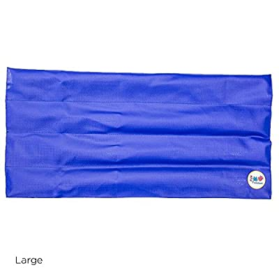 Fun and Function's Wipe Clean Weighted Lap Pad