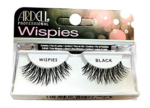 Ardell Fashion (Ardell Fashion Lashes Pair-Wispies (Pack of 4))