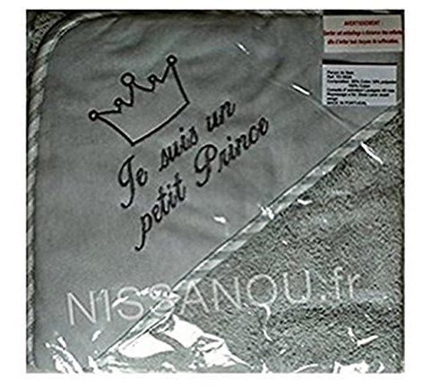 Sortie de bain ensemble bebe Cape avec gant idee cadeau naissance BCGRPS b/éb/é NISSANOU