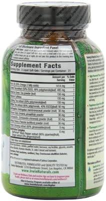 Irwin Naturals, Oolong & Matcha Tea Egg Calorie Burning Diet, 63 Count