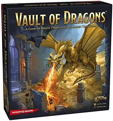 dragons Vault Of Dragons Boardgame englisch Dungeons u