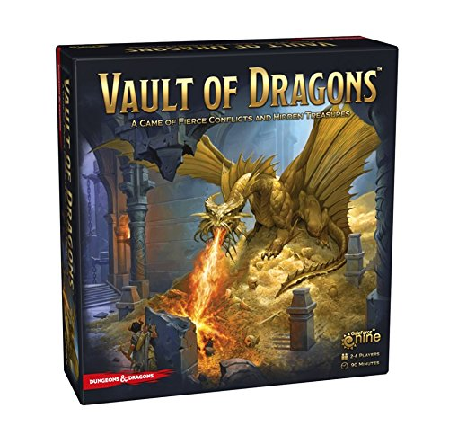 Dungeons & Dragons: Vault Of Dragons Board Game ()