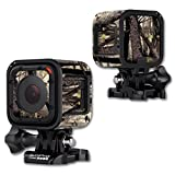 MightySkins Protective Vinyl Skin Decal Cover for GoPro Hero4 Session Camera Digital Camcorder Sticker Skins Tree Camo