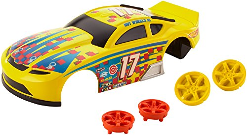 Hot Bodies Car - Hot Wheels Ai Door Slammer Car Body & Wheels Custom Kit