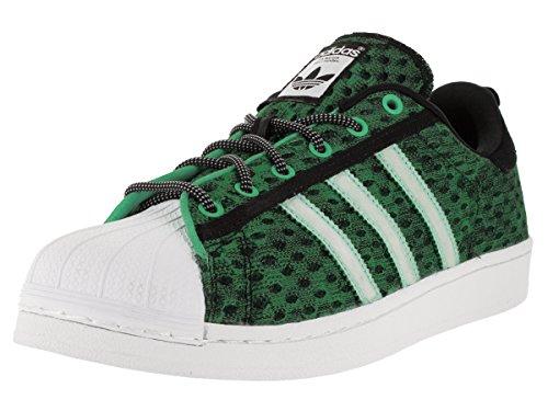 adidas hombres de la superestrella GID Originals baloncesto zapatos Cblack/Shkmin/Ftwwht