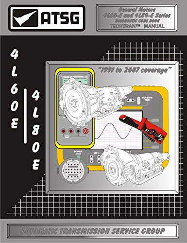 ATSG GM 4L60E Diagnostic Code Book - General Motors 4L60E Transmission - 4L80E/85E - Diagnostic Code Book Transmission Repair Manual for GM ()