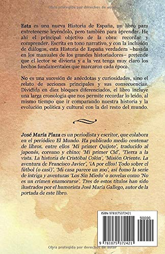 La divertida, irracional y verdadera Historia de España: Amazon.es ...