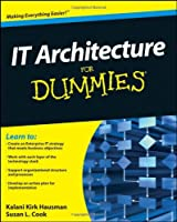 IT Architecture For Dummies Front Cover