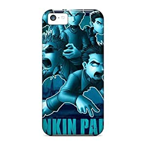 Premium Durable Linkin Park Fashion Tpu Iphone 5c Protective Cases Covers