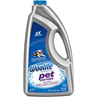 BISSELL Woolite Oxy Deep Steam Pet Carpet and Upholstery Cleaner, 64 oz, 65Y73
