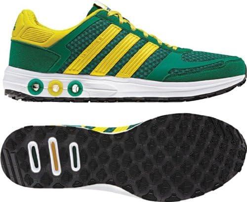 historia Duplicación Humo  Amazon.com | adidas Men's La Trainer M Running Shoe | Running