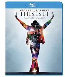 Michael Jackson: This Is It [Blu-ray] (Sous-titres français)
