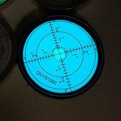 luminous 60mm bubble level by gfnt
