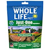 Cheap Whole Life Pet Just One-Single Ingredient Freeze Dried Treats For Dogs Pure Duck Breast, 3Oz
