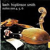 J.S.バッハ : 組曲第4番   組曲ト短調   組曲第6番 (Bach : Suites pour luth baroque 4, 5, 6 ~ BWV 1010, 995, 1012 / Hopkinson Smith) [輸入盤]