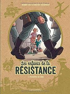 """Afficher """"Les enfants de la résistance - série en cours n° 1 Premières actions"""""""