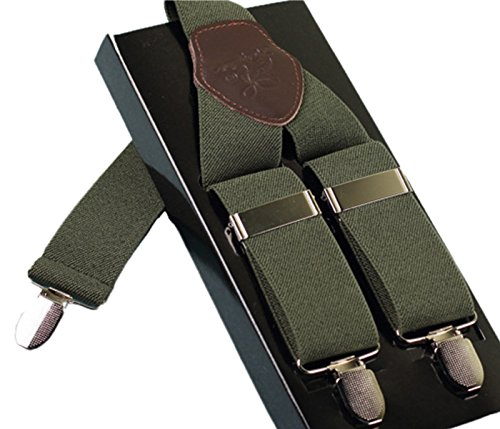 el correa ajustable clips de 3 Ahatech forma cuero Y t8q5Eww6n