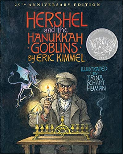 25th Anniversary Edition Hershel and the Hanukkah Goblins
