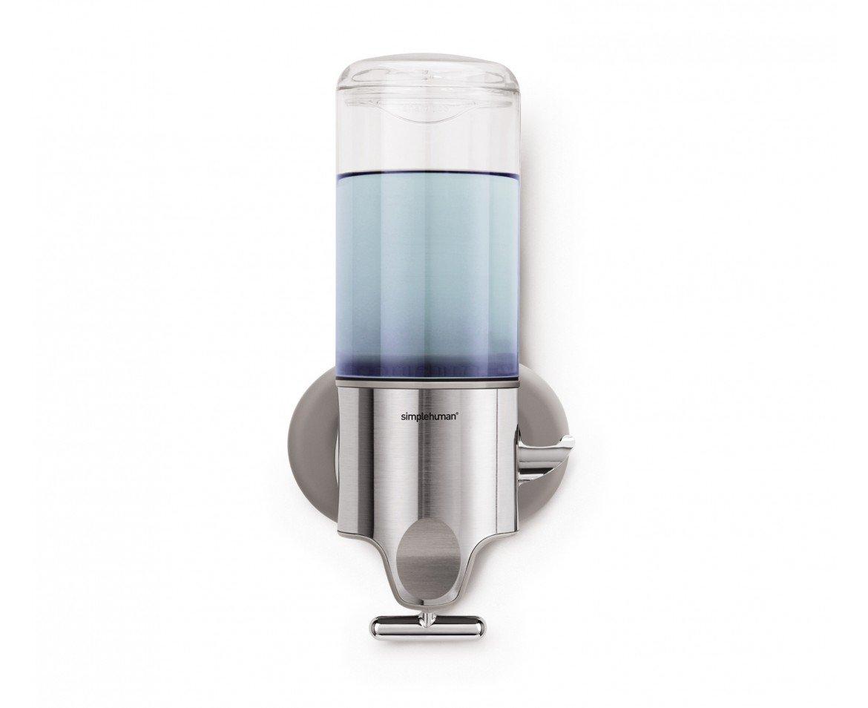 simplehuman Wall-Mount Pumps - single