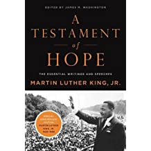 Amazon martin luther king books a testament of hope the essential writings and speeches fandeluxe Images