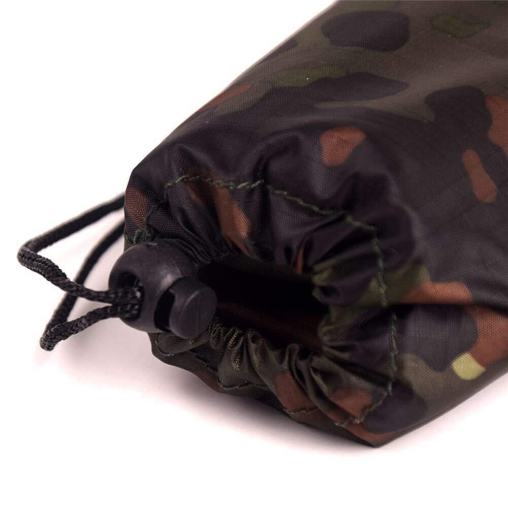 WENMIN Camouflage B/âche D/élicate Airbed Imperm/éable /À leau en Plein Air Pique-Nique Plage Camping Tapis Camping B/âche Tapis De Jeu Couverture