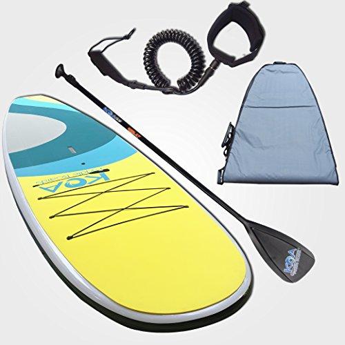KOA 10'8 Hammer Paddle Board Package Deal]()