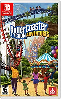 Rollercoaster Tycoon: Adventures - Nintendo Switch Standard Edition
