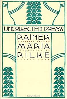 Book Uncollected Poems