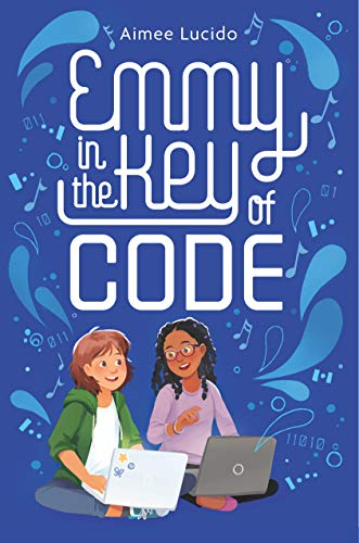 Book Cover: Emmy in the Key of Code